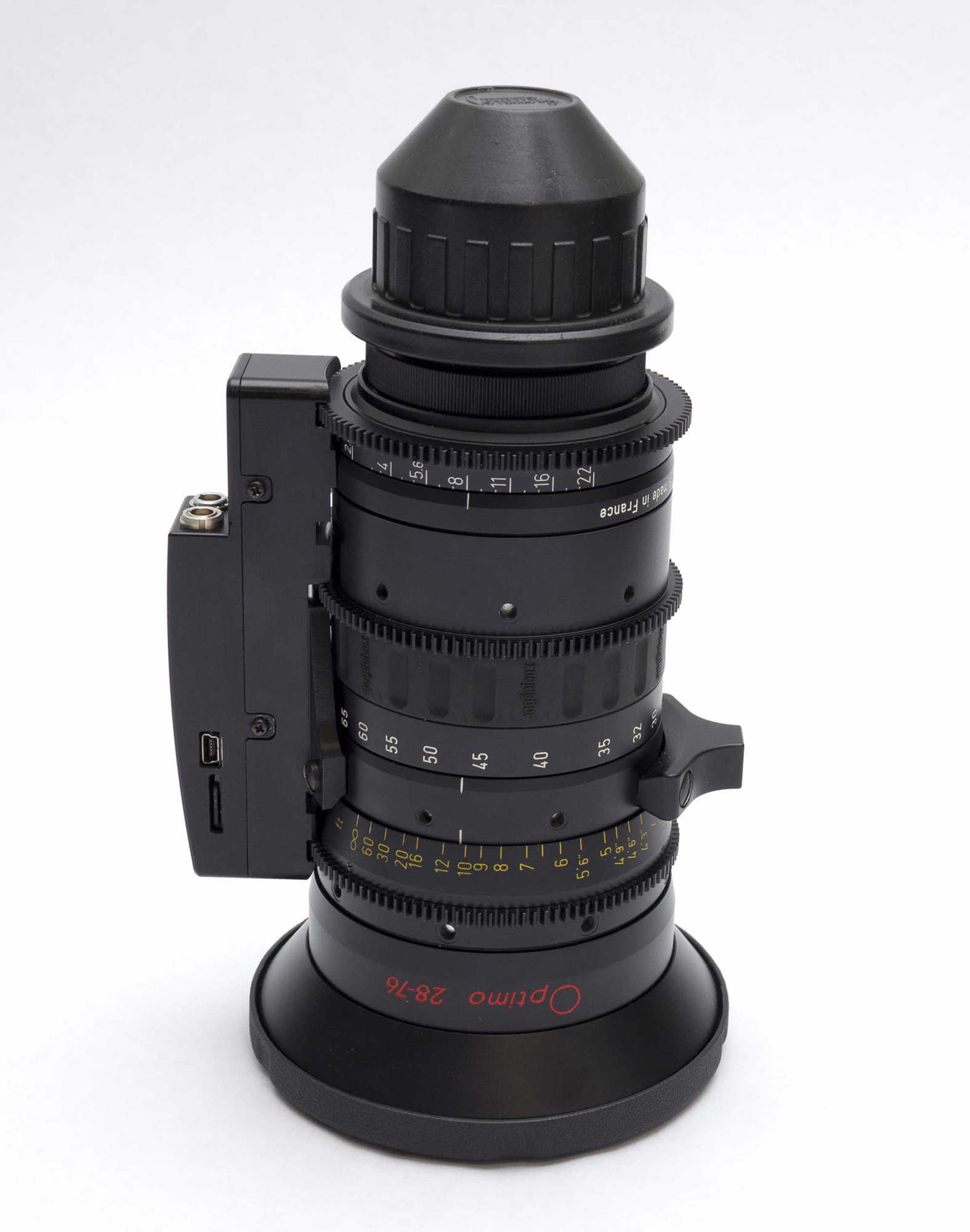 What is a lens 55