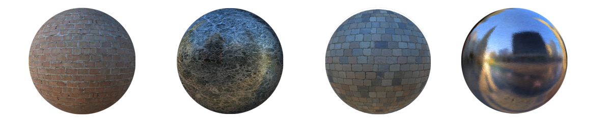 Material Sphere Shaders