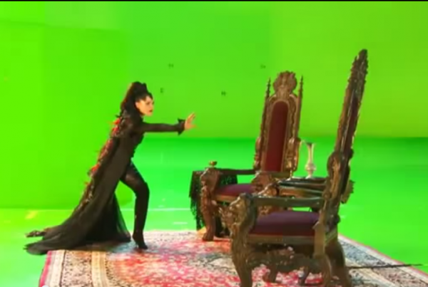 Once Upon a Time Behind the Scenes