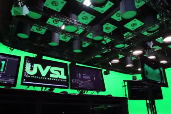 UVS1 At Universal Studios Stage 36